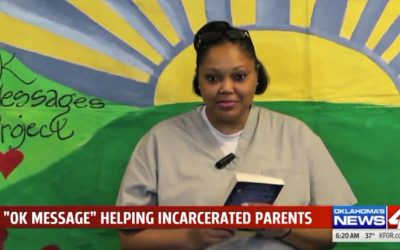 Flourish: Oklahoma Messages Project helping incarcerated parents connect with children